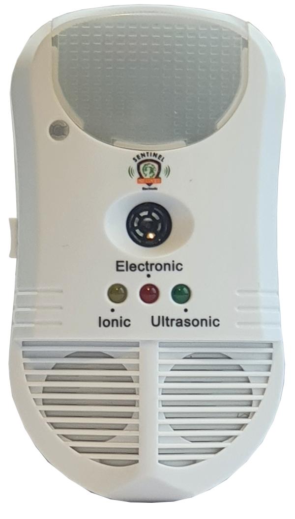 Sentinel Electronic Pest Control Front